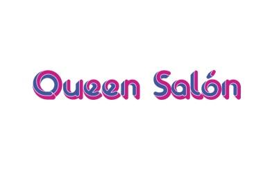 logo para salada de belleza Queen Salón