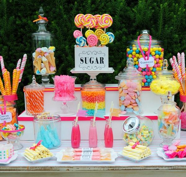 como iniciar un negocio de candy bar