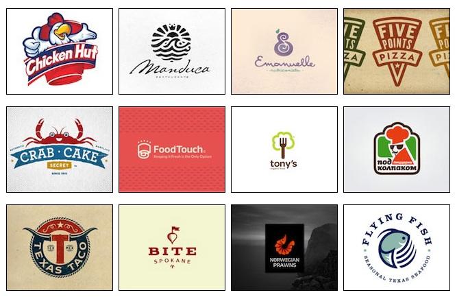 ideas de logos para restaurantes