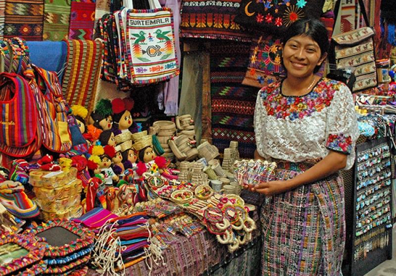 negocio de artesanía