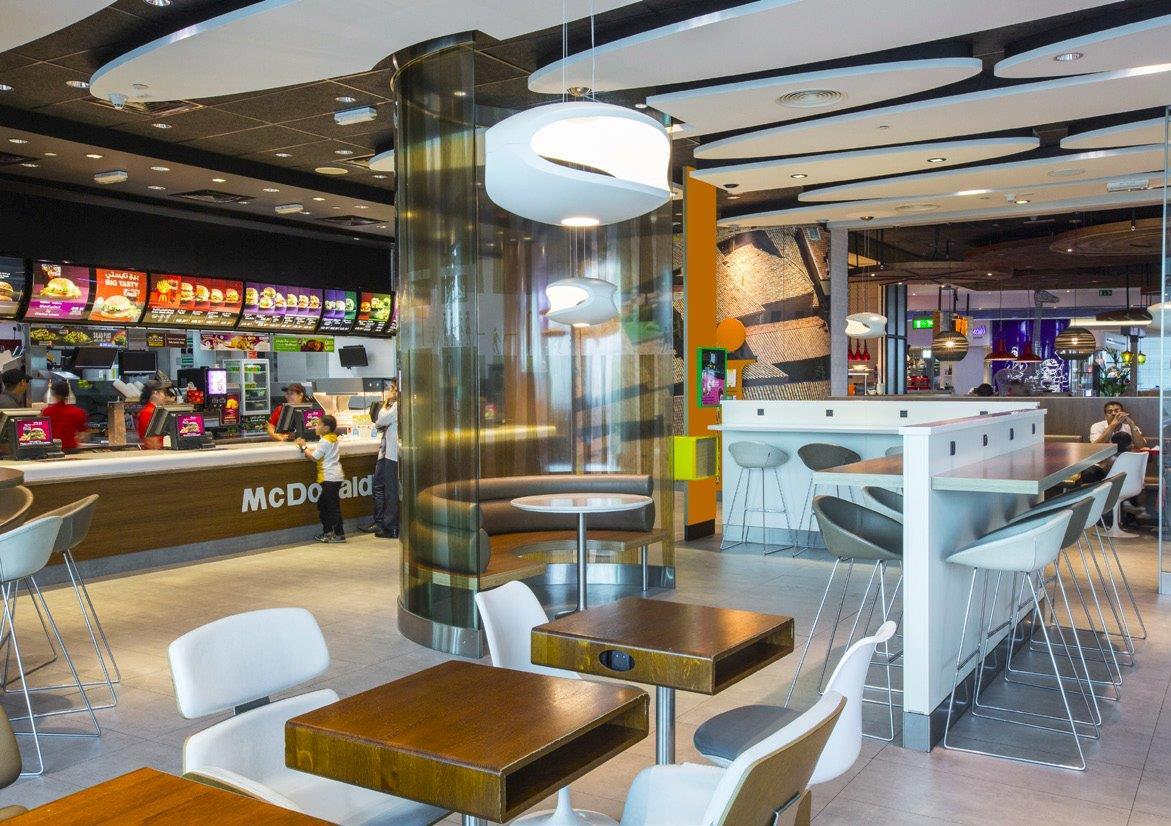 restaurantes de comida rapida