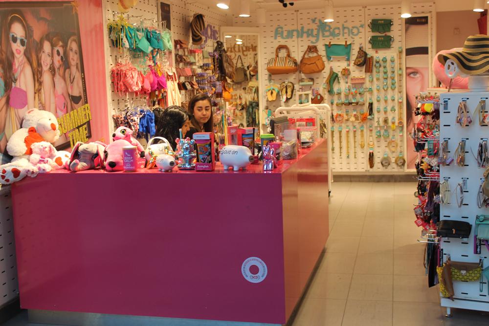 tiendas de accesorios