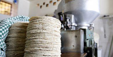 Negocio de Tortillas