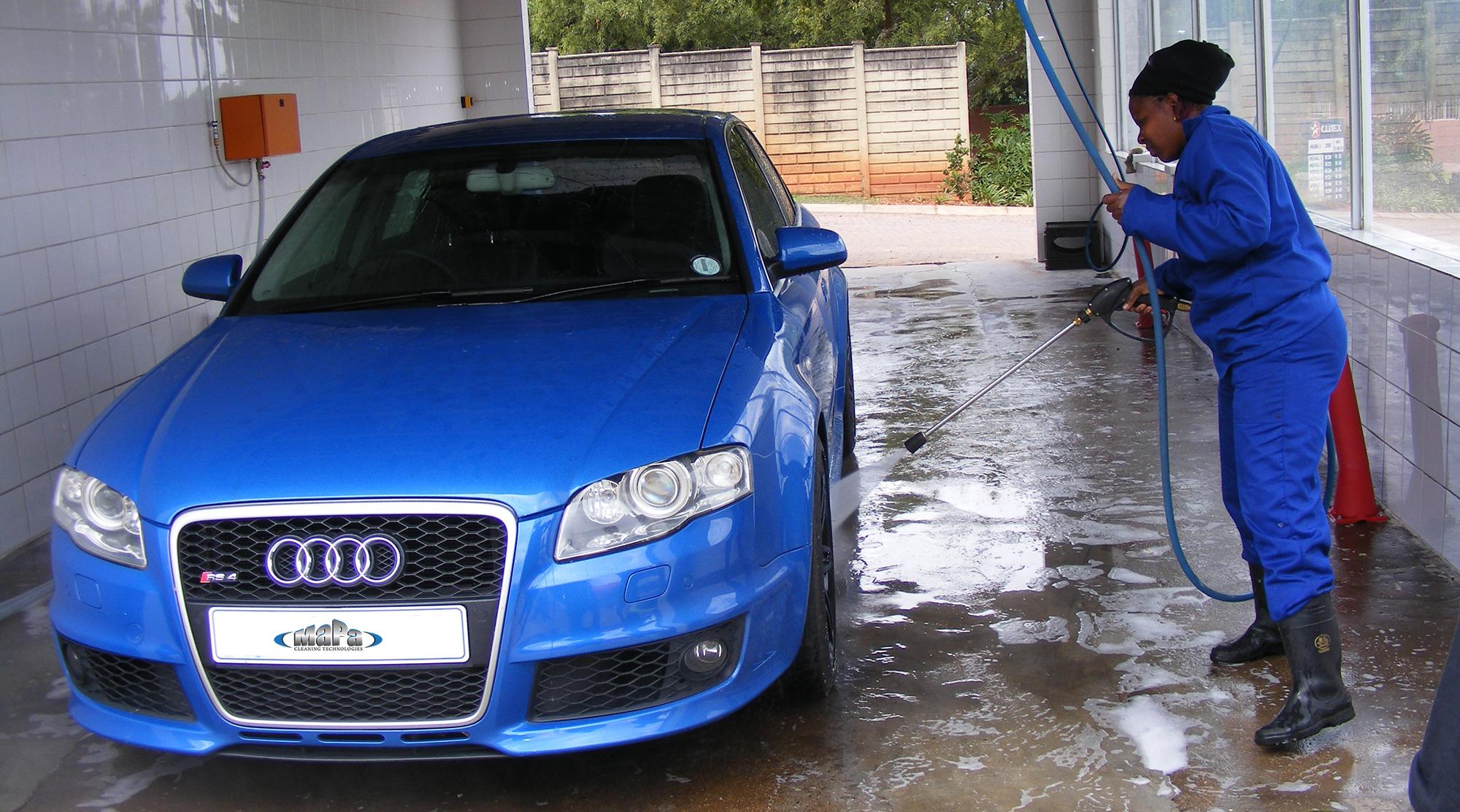 Nombres para Car Wash