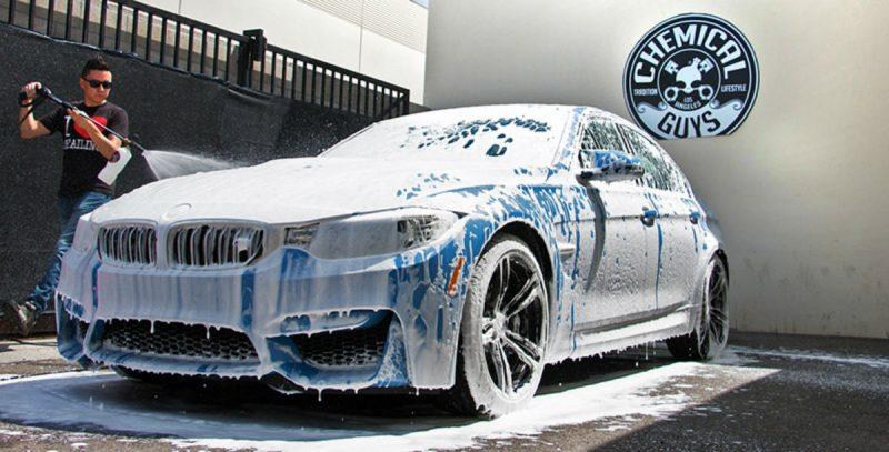 como iniciar un car wash