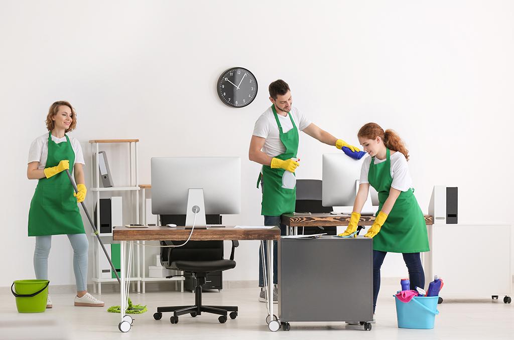 como iniciar una empresa de limpieza