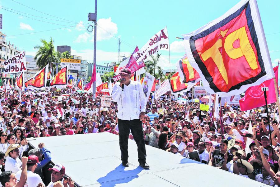 mexico campaña electoral