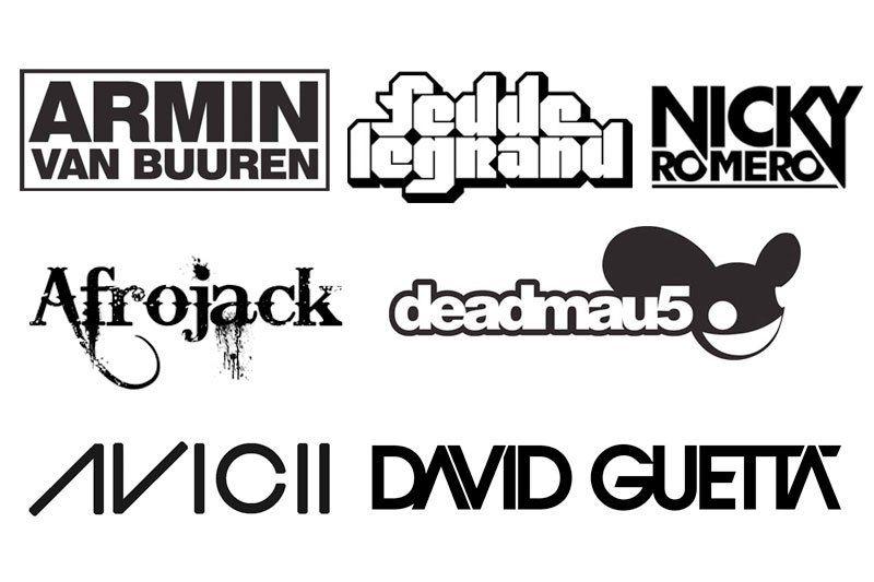 logos para dj, Logos para Dj´s