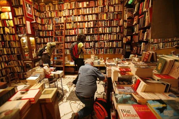 librerias grandes