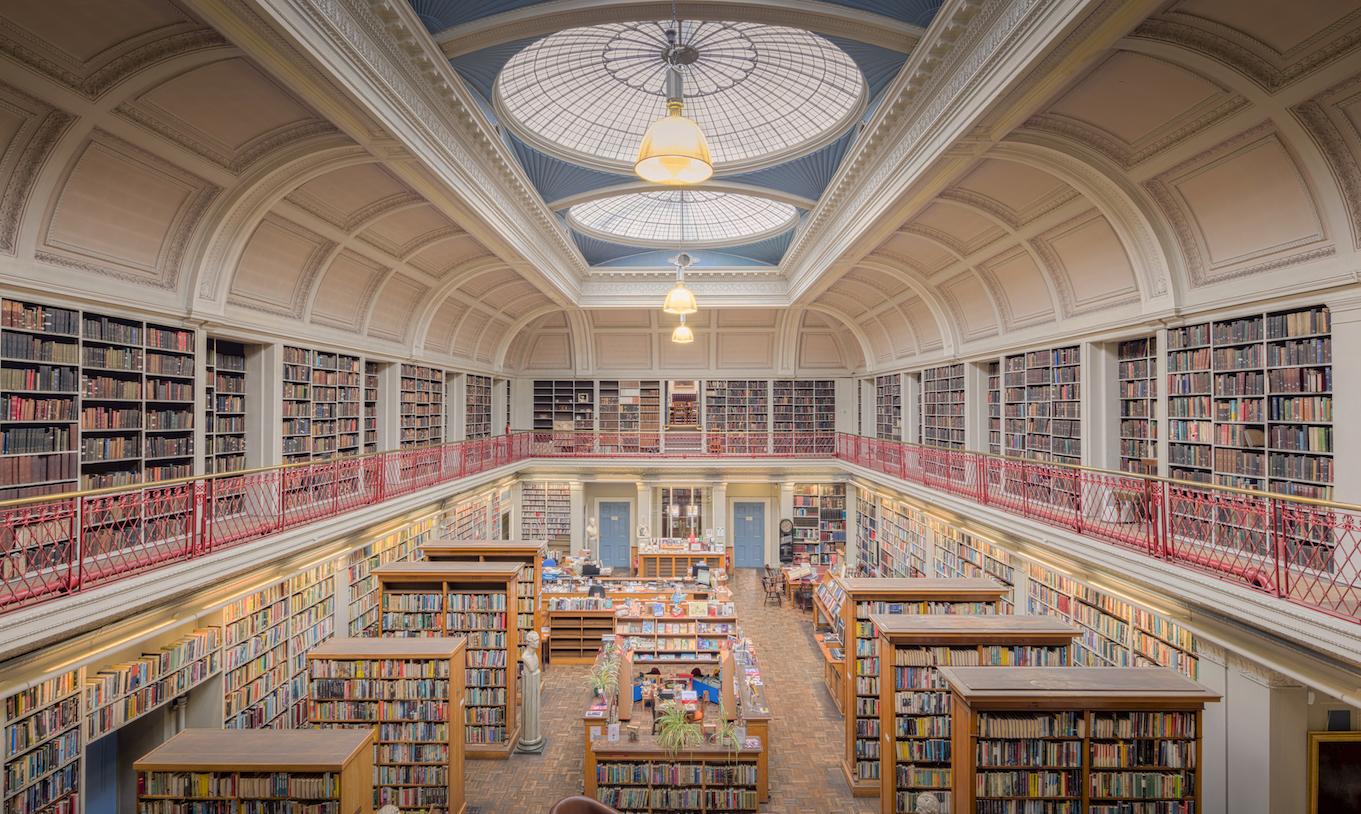 librerias en el mundo