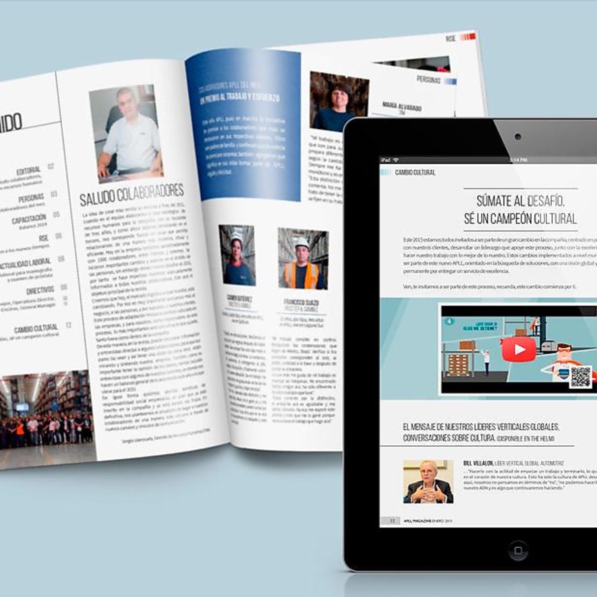 revista impresa y digital