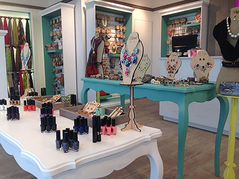 Tienda de accesorios de joyeria