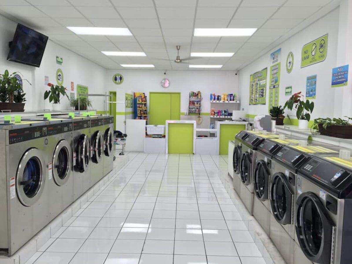 negocios de lavanderias