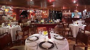 restaurantes lujosos
