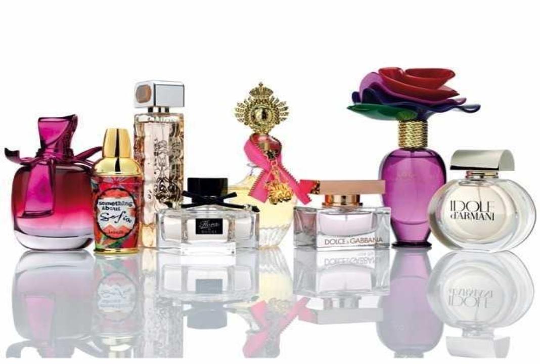 variedades de perfumes