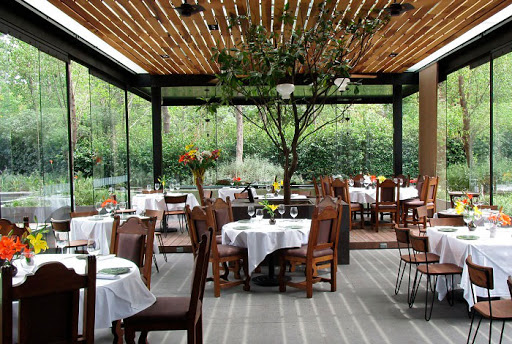 restaurante verde
