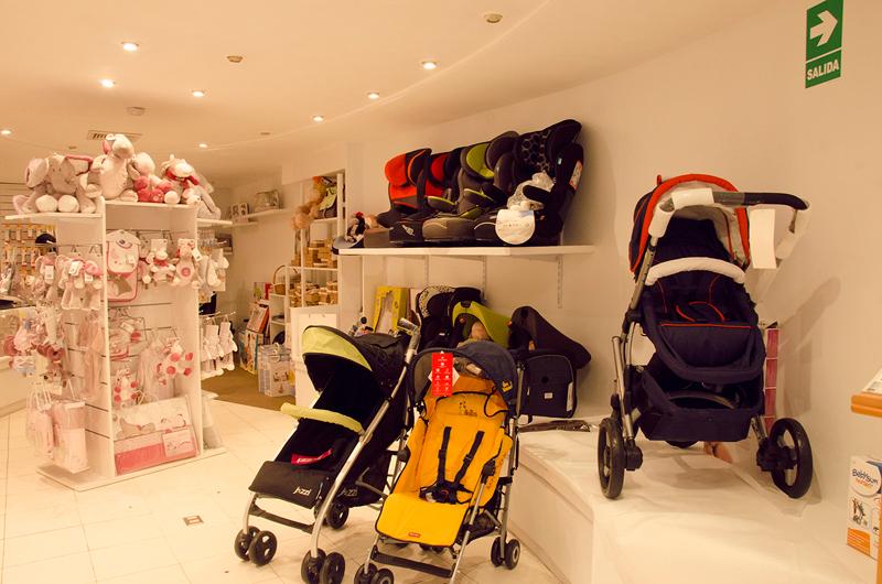 productos para bebés