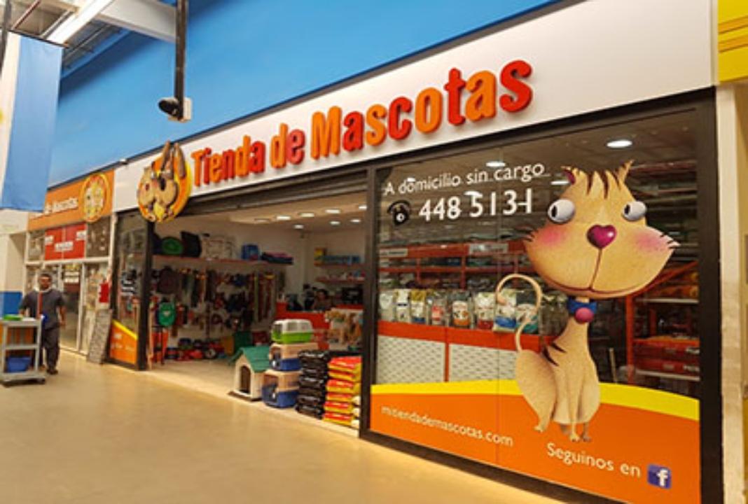 tiendas de mascotas