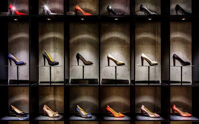 lista de zapatos